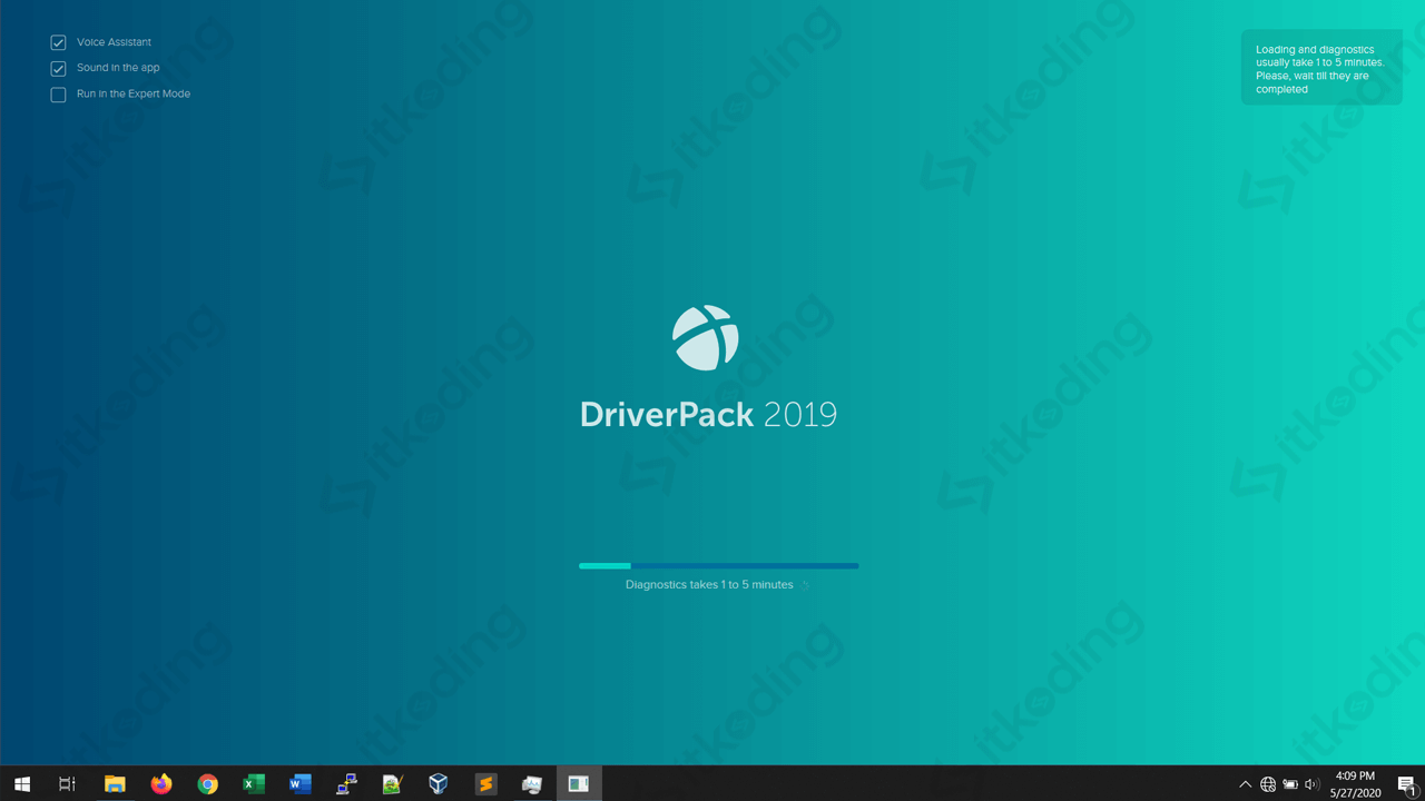 Software driver updater driverpack solution