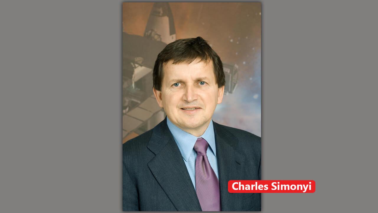 Foto charles simonyi penemu ms word